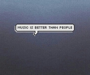 music, grunge, and people image