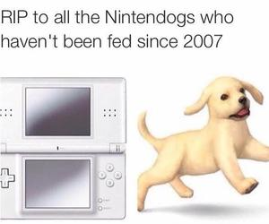 dogs, funny, and nintendo image