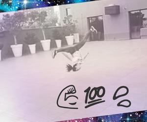 baile, dance, and gimnastic image