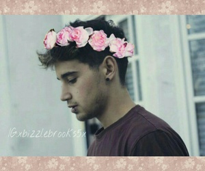 cool, edit, and flowers image