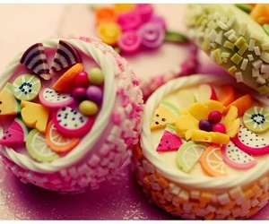 food, fruit, and sweet image