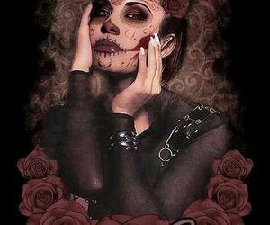 art, rip, and dia de los muertos image