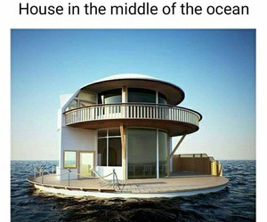 ocean, cool, and home image