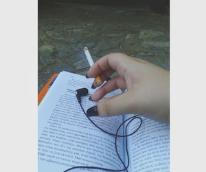 alone, book, and quotes image