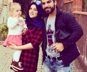 family, muslim, and cute image