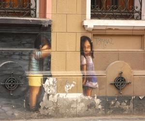 art, boy, and street art image
