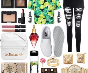accessoires, clothes, and fashion image