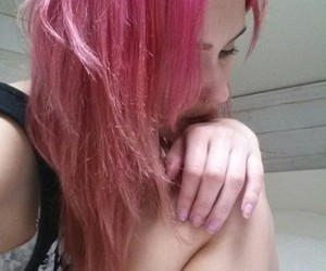 alternative, pale, and pinkhair image