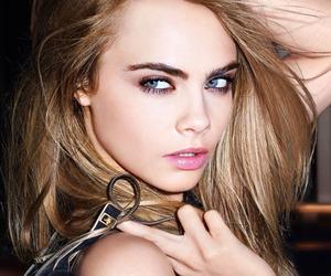 eyebrows, funny, and cara delevingne image