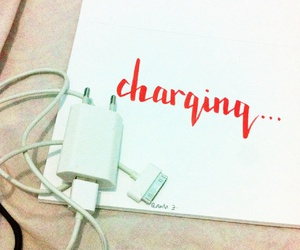 art, bright, and charger image