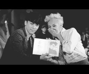 gd, jiyong, and seungri image