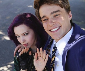 descendants, ben, and disney image