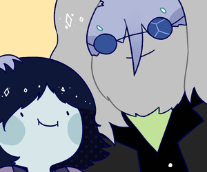 simon, marcy, and marceline image