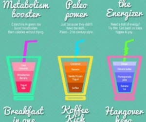 smoothie, smoothies, and healthy image