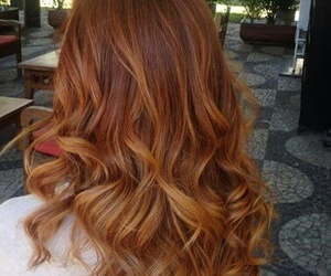 color, curls, and day image