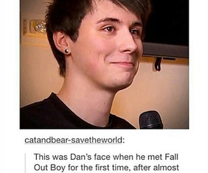 FOB, fall out boy, and dan howell image