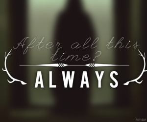 always, lilyevans, and harrypotter image