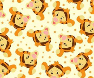 wallpaper, tigger, and background image