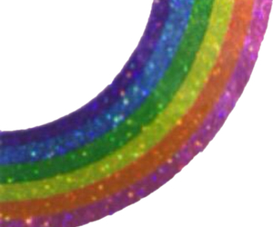 american, colorful, and rainbow image