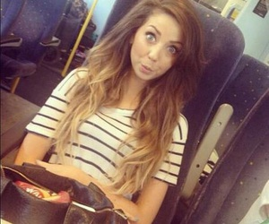 zoella, hair, and ombre image