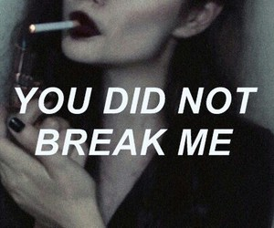 grunge, cigarette, and indie image