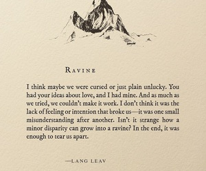 Lang Leav, love, and quotes image