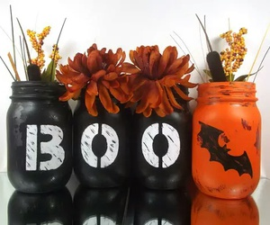 boo, Halloween, and diy image