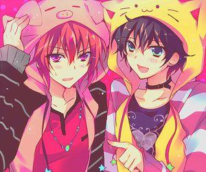 anime, boy, and kawaii image