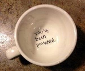 dark side, mug, and funny image