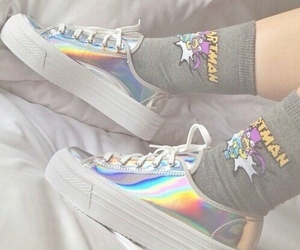 shoes, grunge, and socks image
