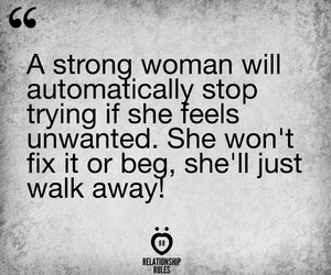 woman and quote image