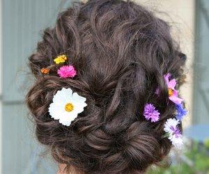 beautiful, braid, and braids image