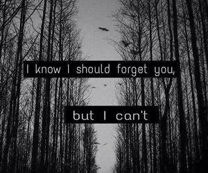 forget, broken, and hurt image