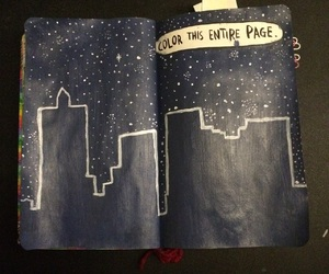 wreck this journal, wtj ideas, and WTJ image