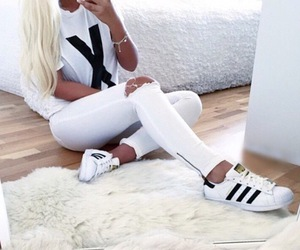 fashion, adidas, and style image