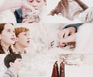 narnia and pevensie image
