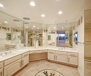 classy, bathroom, and dreams image