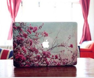 apple, beautiful, and pink image