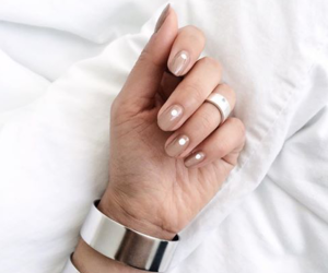 acessories, nails, and fashion image