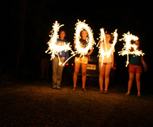love and friends image
