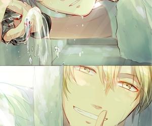 anime, anime boy, and kuroko no basuke image