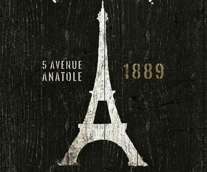 paris and poster image