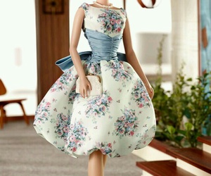 barbie, doll, and mad men image