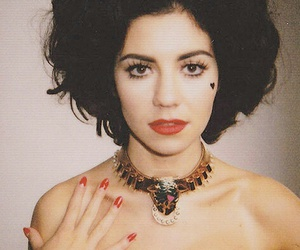 marina and the diamonds and logan lerman image