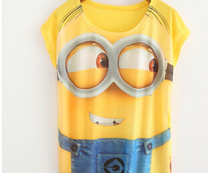 minions and t-shirt image