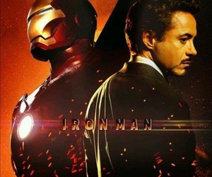 Marvel, ducking, and robert downey jr image
