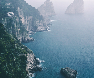 nature, beautiful, and capri image