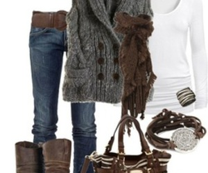 outfit and boots image