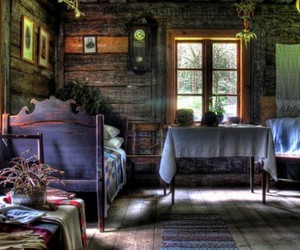 home and rustic image