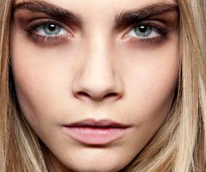 cara delevingne, model, and makeup image